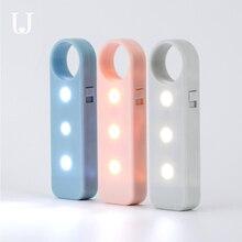 Xiaomi ירדן ג ודי נייד תכליתי אלקטרוני מנורת חיצוני בודד LED הנורה אלקטרונית כף יד סוללה מיני מנורה