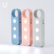 Xiaomi 요르단 judy 휴대용 다목적 전자 램프 야외 개별 led 전자 전구 휴대용 배터리 미니 램프