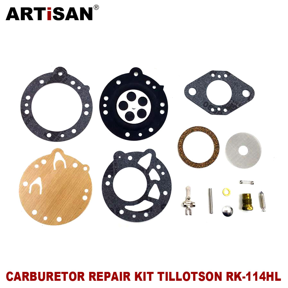 Carburetor Repair KIT Tillotson RK 114HL For Stihl 08 TF350 TS350 Spare Parts|Tool Parts|   - AliExpress