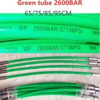 Para o teste comum do injetor do trilho bosch 815 tubo diesel de alta pressão 2600bar 2800bar 65 95 cm|Peças e controles de injeção de combustível| |  -