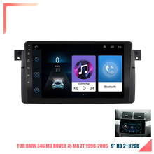 Radio Car-Stereo Android Rover 75 Mirror-Link GPS 32GB WIFI for BMW E46 M3 MG ZT 1998-2006