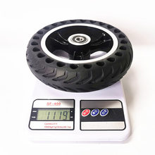 200x50 Solid Wheel Electric Scooter No Air 8 Inch Scooter Wheel With Solid Tire(China)