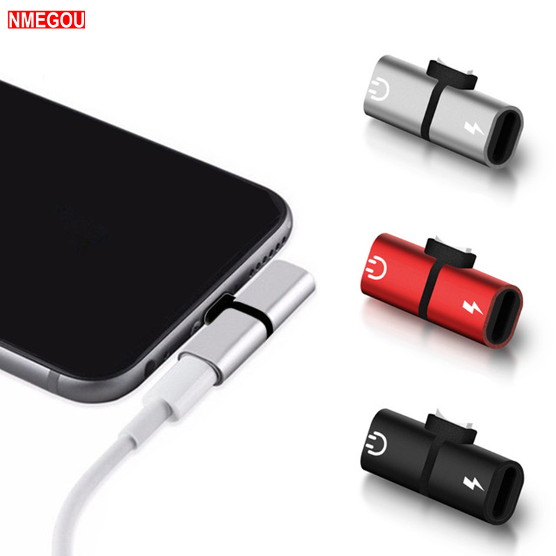 Headphone Audio Charger <font><b>Case</b></font> for Apple <font><b>IPhone</b></font> 11 Pro Max X S XR XS Max 7 <font><b>8</b></font> <font><b>Plus</b></font> 7plus 8plus Coque Cover Accessories image