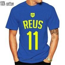 Erkekler T gömlek Marco Reus Dortmund Away giyim kadın tshirt