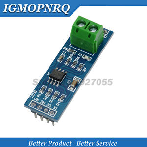 TTL Max485-Module Controller Mcu-Development-Accessories for RS-485 5PCS Turn To