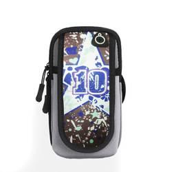 Водонепроницаемый тканевый ремешок для мобильного телефона для мужчин и женщин фитнес Экипировка для мужчин t открытый марафон Спортивная