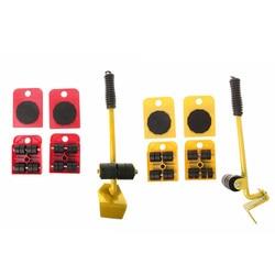 Porusza System podnoszenia meble narzędzie Transport Shifter ruchome koło suwak Remover akcesoria do mebli rolkowych|Maty do szuflad i na półki|   -