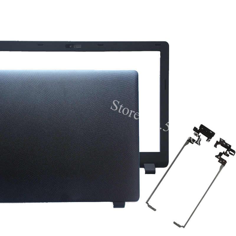 Nueva para Acer Aspire ES1-512 ES1-531 N15W4 MS2394 LCD de ordenador portátil cubierta/LCD Bezel cubierta/LCD bisagras