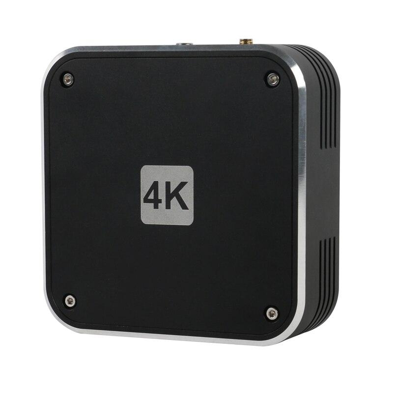 Câmera video esperta industrial do microscópio de