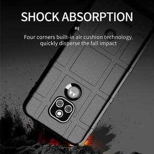 Image 5 - Ốp Lưng Armour Case Dành Cho Motorola Moto E7 Plus E7 2020 E7 Điện Moto Edge S Silicone Mềm Hạng Nặng Trang Bị Nắp cho Moto E 2020 Ốp Lưng