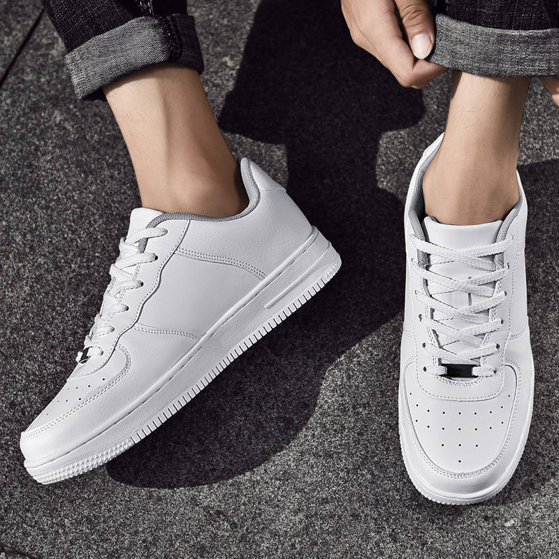 Skateboard Shoes Sneakers Baskets Sport-Boost Superstar Comfortable White Women Mens title=