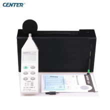 Noise & Sound Level Meter CENTER-321(30-130dB) Digital Tester Gauge