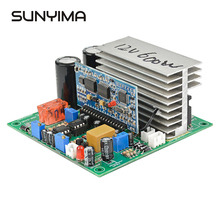 Sunyima onda senoidal pura inversor de freqüência placa 12v 24v 36 48v 60v 600/1000/1500/1800/2000w terminou placa para diy