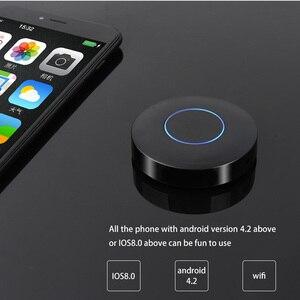 Image 3 - AllShare adaptador de teléfono a TV para coche, llave electrónica de espejo de pantalla DLNA Miracast Airplay, palo HDMI, inalámbrico, Wifi, AV, RCA