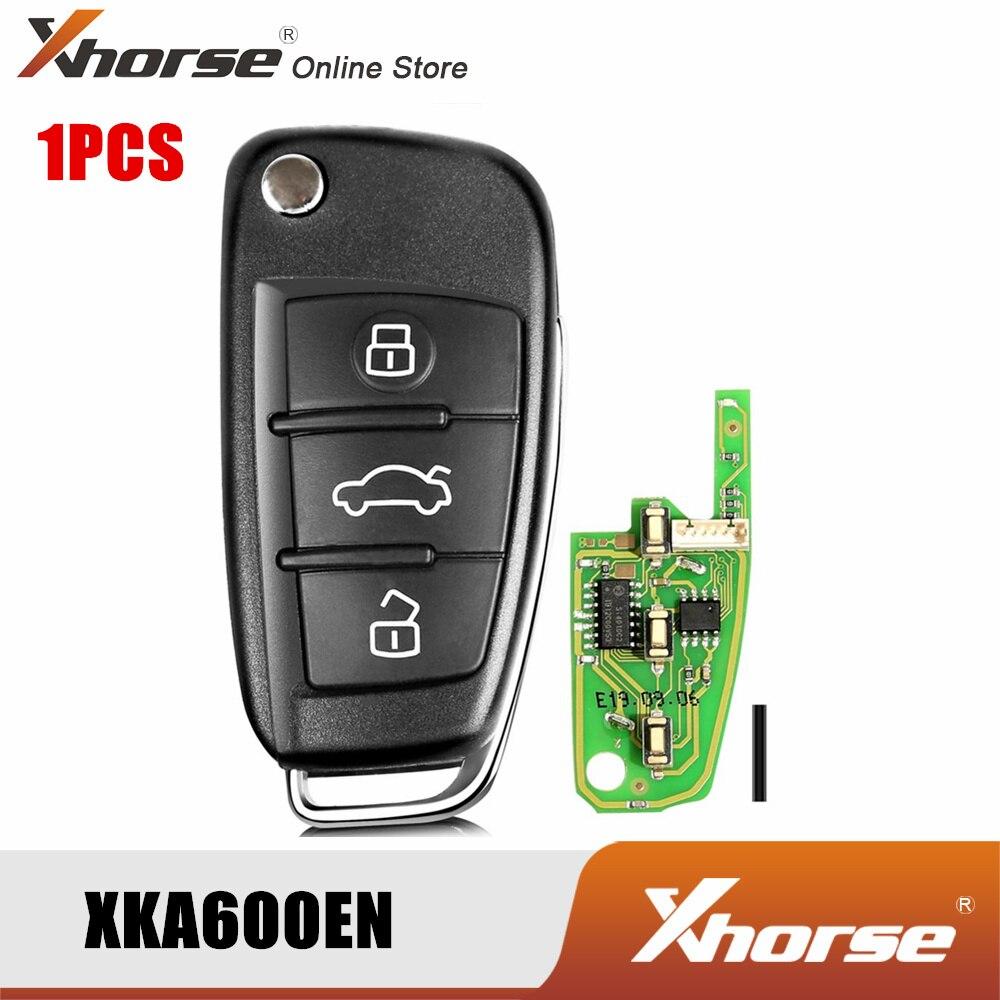 XHORSE XKA600EN Smart Remote Key for VVDI2 Mini Key Tool XKA600EN For Audi A6L Q7 Type Key