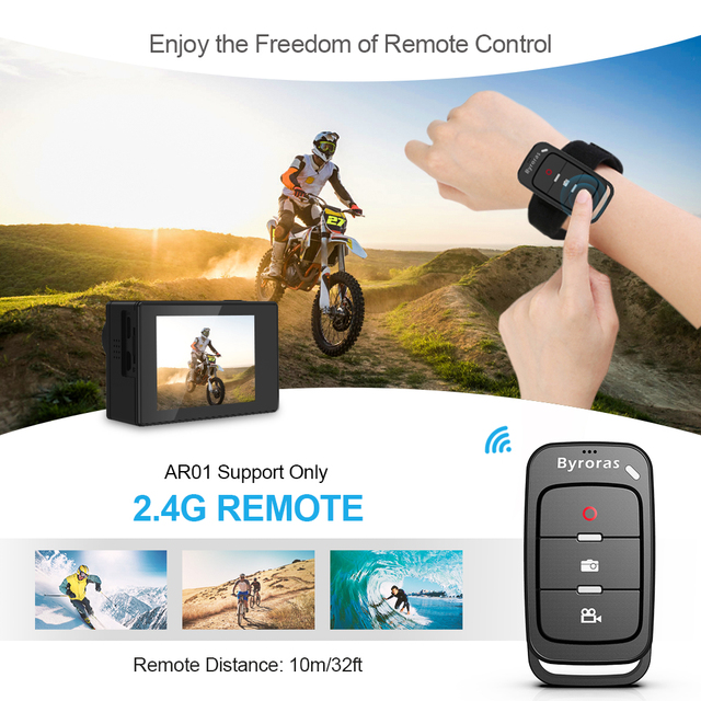 8K WIFI Action Camera Unisex Camera and Accessories color: 8k