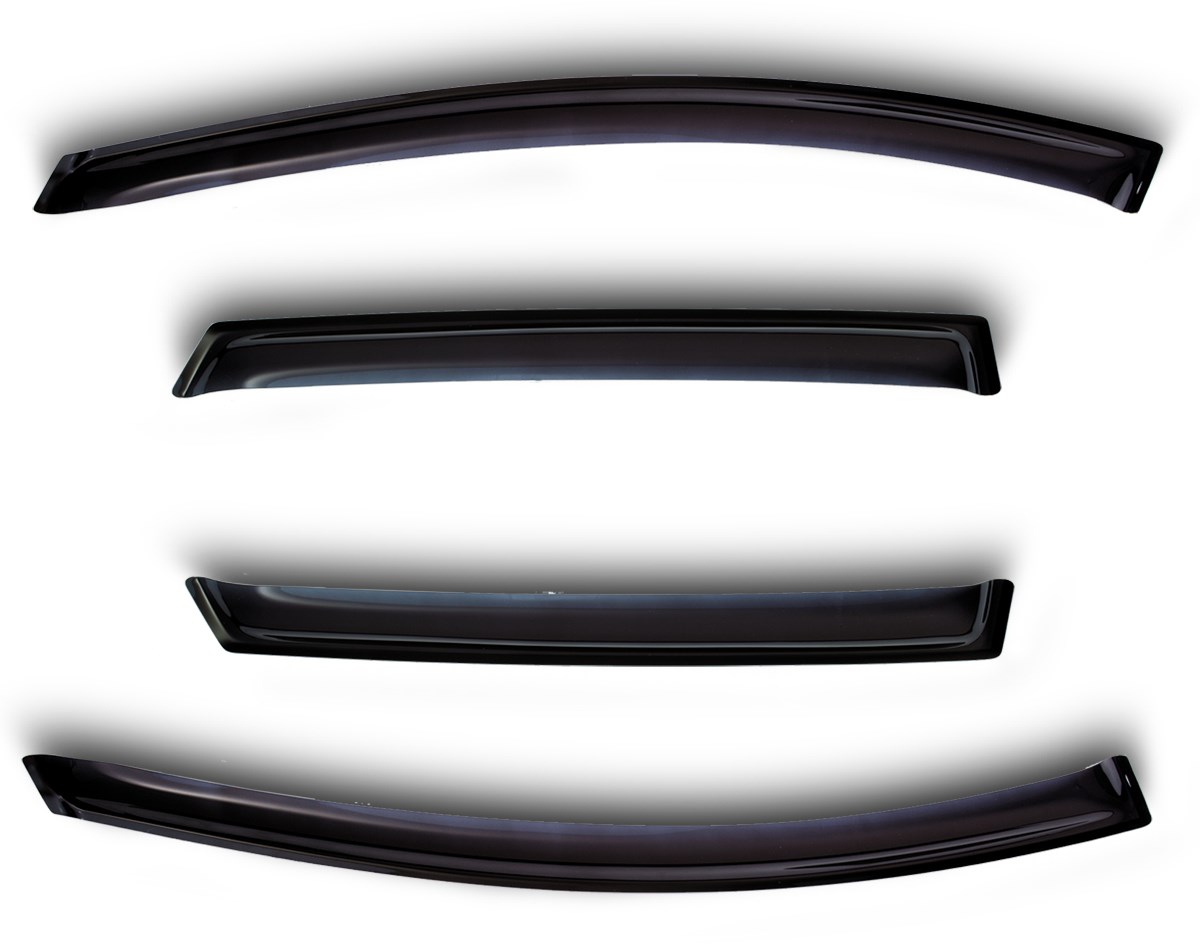 Window deflectors for MITSUBISHI LANCER SD 2007  NLD. SMILAN0732|Awnings & Shelters| |  - title=