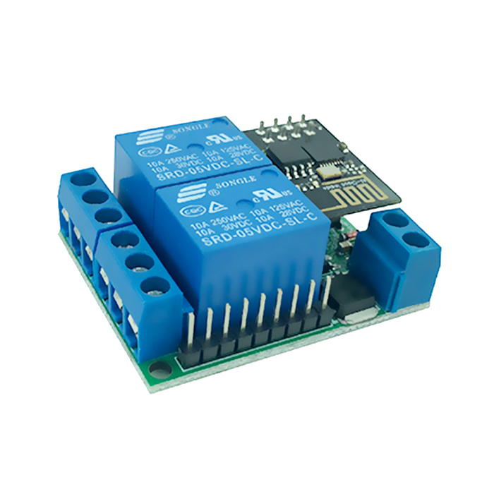 Cross-array E1 IoT Module Greenhouse Roller Remote Control Motor Forward And Reverse Controller Switch