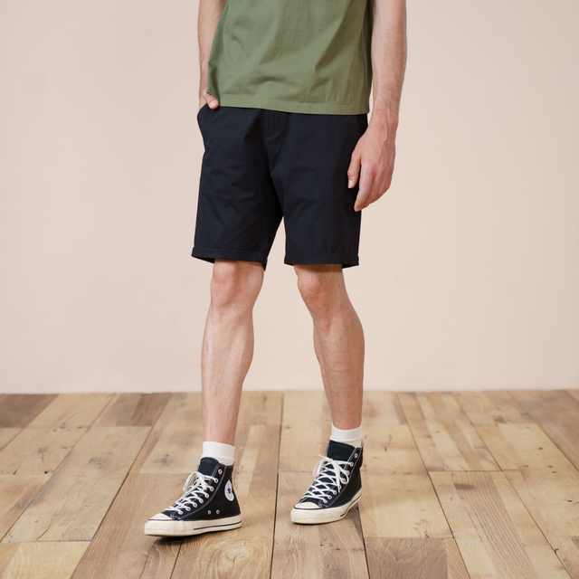 Classic Shorts for summer in solid colors