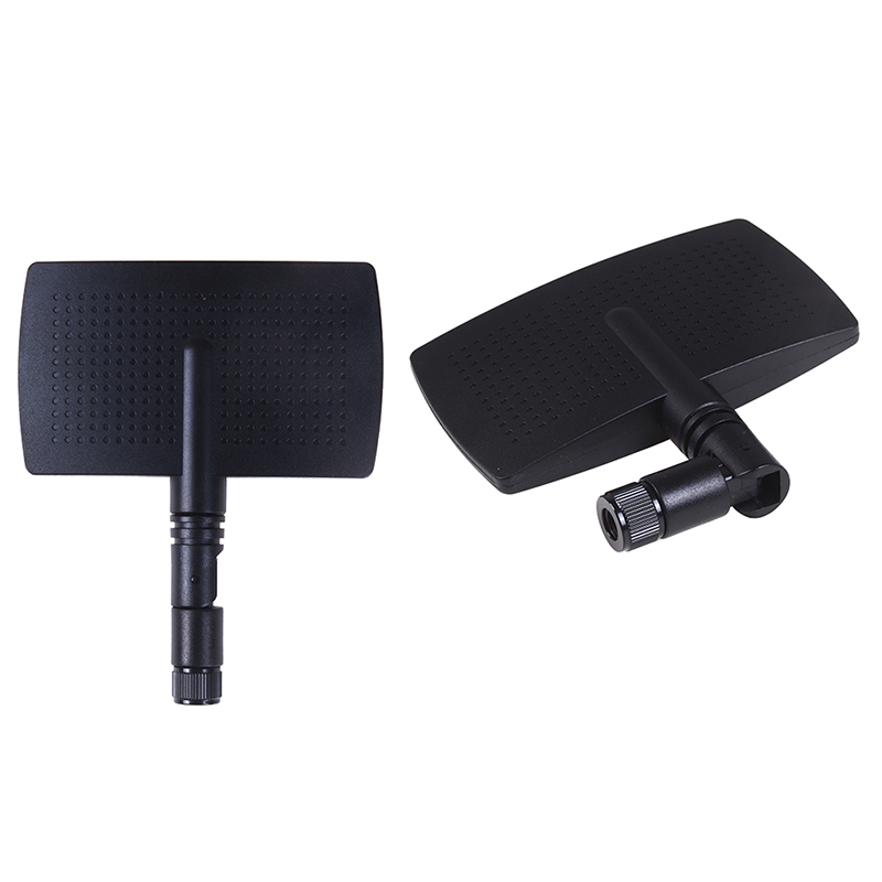 1Pc 2.4GHz Radar Shape 8dBi Directional WIFI Antenna RP-SMA For Wireless Router