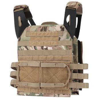 Tactical JPC 2.0 Vest Assault Lightweight Combat Vest Adjustable Vest Military Army Molle Hunting Plate Carrier 2