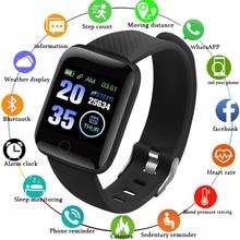 GEJIAN D13 Uomini Intelligente di Pressione Sanguigna Orologio Impermeabile Donne monitor di frequenza cardiaca della vigilanza di forma fisica di Sport Smartwatch Per Android IOS