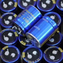 2 шт., электролитический конденсатор Nikon 50 в 4700 мкФ 25x35 мм 4700 мкФ Ф 50 в