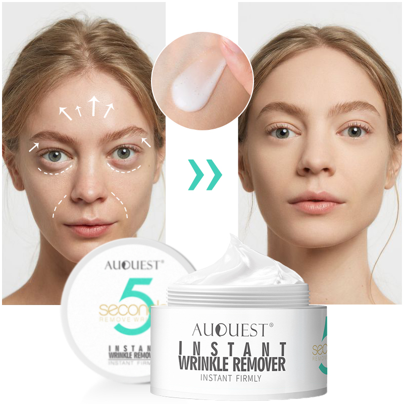 LAIKOU 5Second Quick Wrinkle Face Cream Pure Collagen Cream Anti-wrinkle Firming Anti Aging Acne Whitening Moisturizing Skin