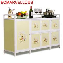 End Tables Reclaimed Tea Besteklade China Mueble Cocina Aluminum Alloy Meuble Buffet Cabinet Kitchen Furniture Sideboard