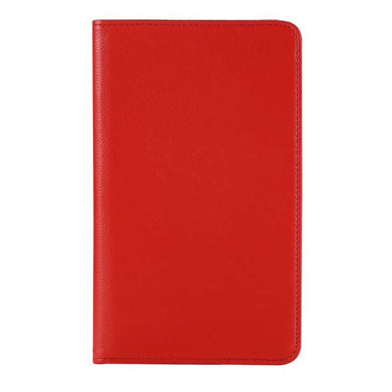 Red Brown 360 Degree Rotating Stand Cover For iPad 2019 10 2 Smart Case Fundas For Apple iPad
