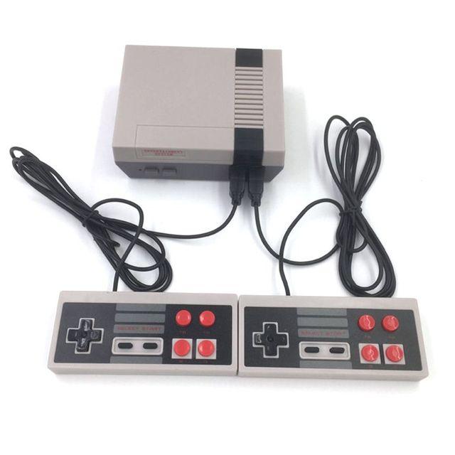 Mini Classic Retro konsola do gier TV System rozrywkowy wbudowany 620 gier US,EU Plug