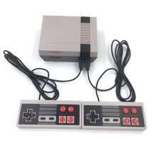 Mini klasik Retro TV oyun konsolu eğlence sistemi dahili 620 oyunları abd, ab tak