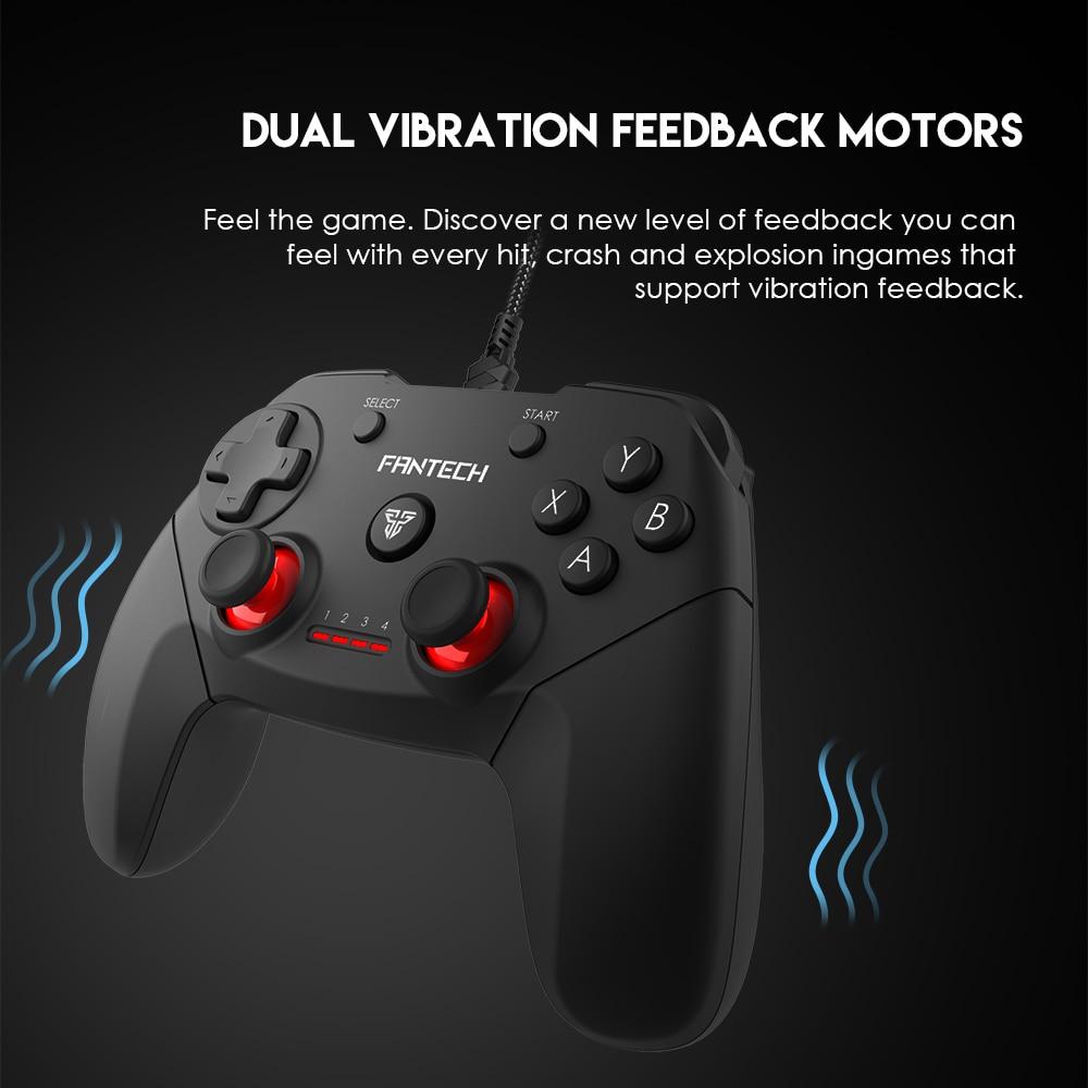 Fantech GP12 Revolver Gaming Controller 8