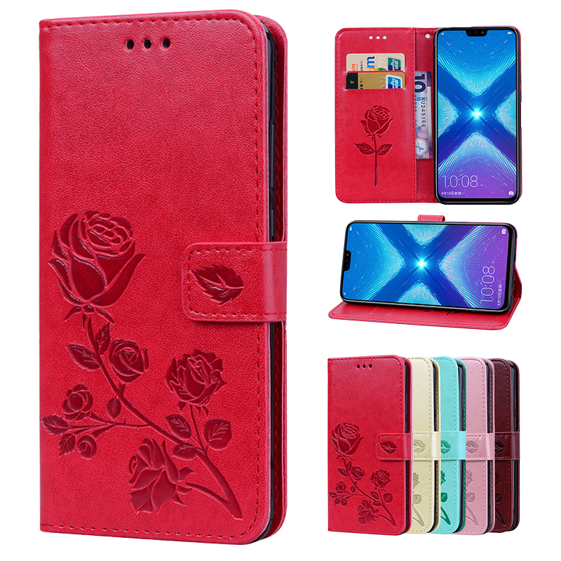<font><b>For</b></font> Honor 7A 7C 20 Pro 8A 8S 7X 8X 10i 10 9 8 Lite P Smart Z 2019 Leather <font><b>Flip</b></font> <font><b>Case</b></font> <font><b>For</b></font> <font><b>Huawei</b></font> P20 P8 Lite 2017 <font><b>Y5</b></font> Y6 Prime <font><b>2018</b></font> image