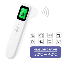 2020 Infrared Thermometer Forehead Body Non-Contact Thermome