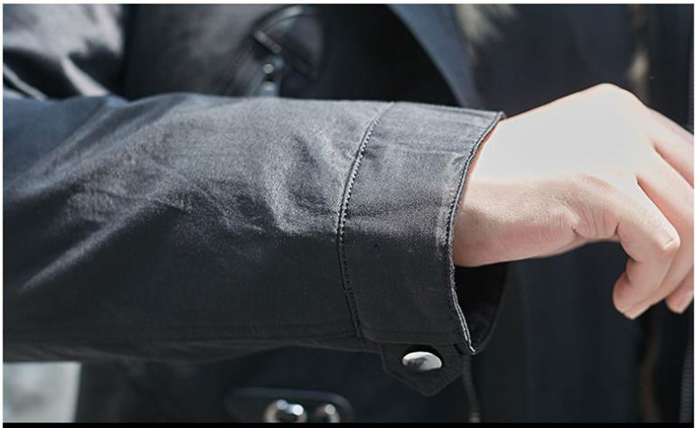 H01cf5205b9dc4c209365eeb0cb41a98ct Batmo winter wolf fur liner hooded jacket men, winter warm parkas men plus-size L-5XL