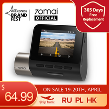 Car DVR Coordinates Dash-Cam Parking-A500s Upgrade-Version ADAS 1944p-Speed 70mai Pro-Plus