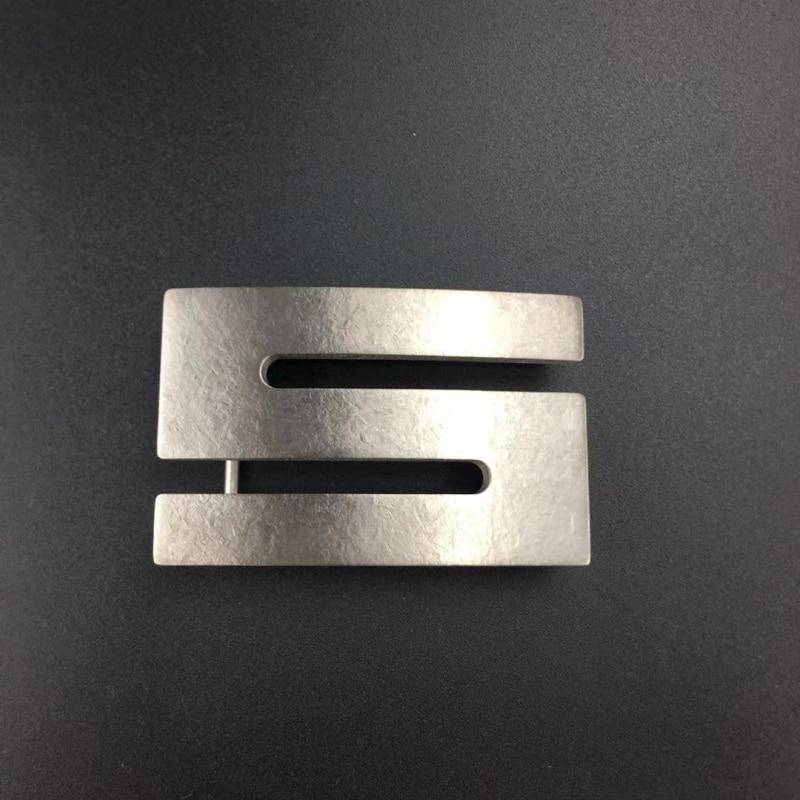 Titanium Belt Buckle  Minimalist  For 38 Mm Width Belt  Gift For Him Nickel Free