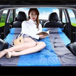 Image 5 - Voiture kanepe Colchon stil şişme Araba Aksesuar Accesorios Automovil aksesuarları kamp seyahat yatağı SUV Araba için