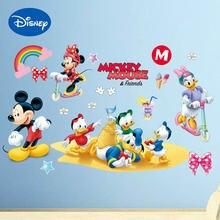 Аутентичные стикеры disney с Микки Маусом xpress новые наклейки