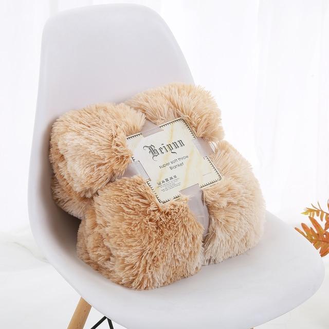Tie Dye Blankets Bedding Winter Fur Throw Blanket Fleece Flannel Fur Throw Blanket Sleep Thick Blankets Beds Home Textile D30 2