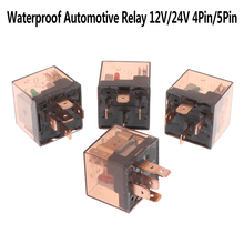 Car-Control-Device Car-Relays Switching SPDT Waterproof DC Auto 1pc 12V 80A High-Capacity