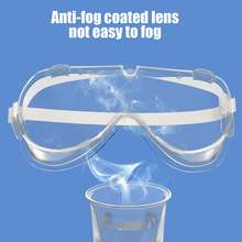 Impact-Resistant Work Safety Protective Glasses