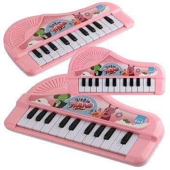 Teclado eléctrico de Piano para niños, Mini juguete de Piano para bebés...