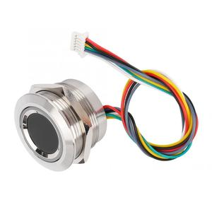 Image 5 - R503 Circular Capacitive Fingerprint Identification Module with 2 Color Ring Indicator Light