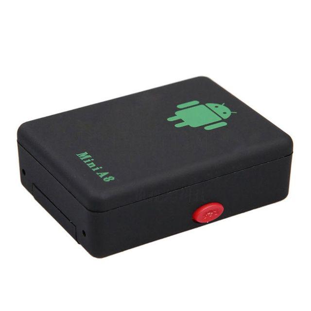 2021 New Mini A8 GPS Tracker Locator Car Kid Global Tracking Device Anti-theft Outdoor 2