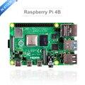 Latest Raspberry Pi 4 Model B with 2/4/8GB RAM raspberry pi 4 BCM2711 Quad core Cortex-A72 ARM v8 1.5GHz Speeder Than Pi 3B