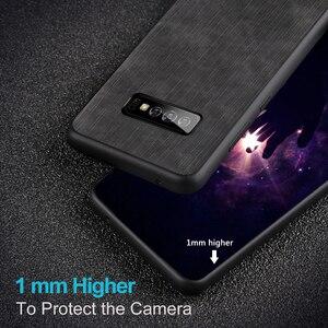 Image 4 - Чехол Mofi для Samsung S10 Plus, чехол для samsung galaxy s10 S10 + чехол, Силиконовый противоударный чехол из искусственной кожи и ТПУ для джинсов