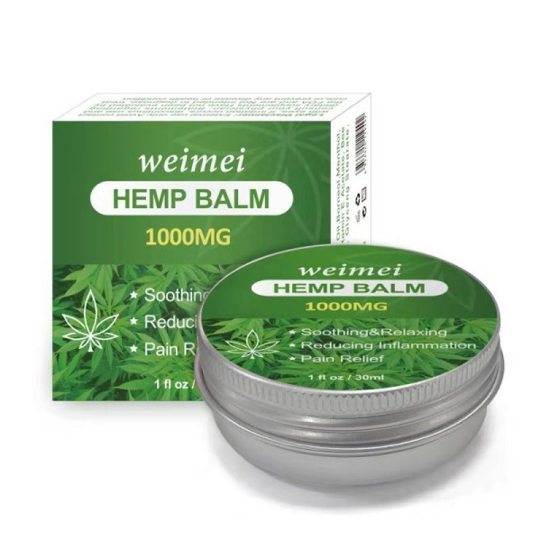 Hemp Extract Pain Relief Cream-1000MG-Relieves Inflammation, Muscle, Joint, Back, Knee, Nerves & Arthritis Pain