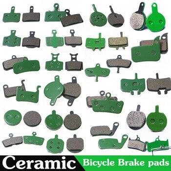 4 par (8 pçs) mtb bicicleta disco hidráulico cerâmica pastilhas de freio para shimano sram avid hayes magura fórmula ciclismo parte